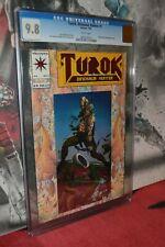 Turok Dinosaur Hunter #1 CGC 9.8 White Pages 1993