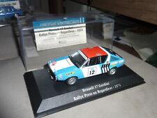 R 17 1974 1:43 Atlas Gordini Renault 17 1:43 1 X PORTO ATLAS SAMMLUNG