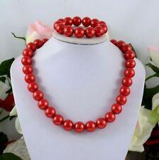 Markenlose Modeschmuck-Halsketten & -Anhänger aus Edelstahl mit Perlen