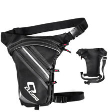 Men Women Hip Bag Sport Pack Waist Thigh Leg Bag Motorcycle Cycling Drop Bags