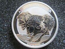 AUSTRALIA - KOALA 1 Dollaro 2014 Moneta d'argento 1 oz Ag 999/1000 - BU con COA