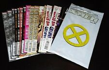 Ultimate X-Men (2011) #1 (polybagged) 2,4,15,17-22,24-30,32