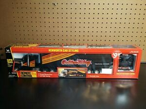 Vintage Kenworth Cab Styling GOLDEN WING Truck Remote Control NEW IN BOX NO.2121