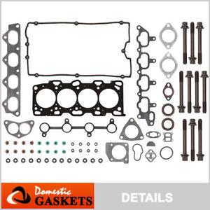 Fits 99-06 Hyundai Santa Fe Sonata Kia Optima 2.4L Head Gasket Set Bolts G4JS