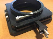 Caja mate de peso ligero con 2 Bandejas De Filtro 4x4 85 mm lente de montaje