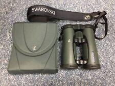Swarovski EL 8.5 x 42 SV Swarovision Binoculars Case Strap Lens Caps - Pristine