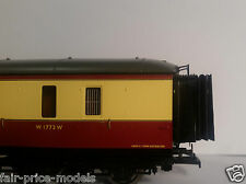 12 x Hornby Hawksworth Bellows Corridor Connectors 00 Gauge 4mm Scale  GWR