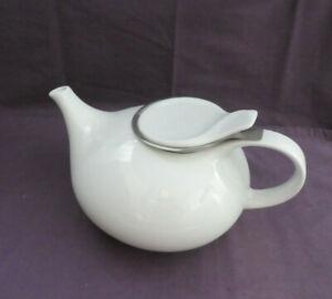 Kahla TAO Teekanne 1,2 l Teekännchen Porzellan weiß