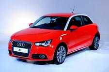 AUDI A1 10-15 PASSENGER SIDE N/S WING PRE-PAINTED TO ANY STANDARD SHADE