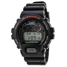 Casio Men's Watch G-Shock Classic Black and Grey Digital Dial Strap DW6900-1V