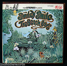 THE BEACH BOYS-SMILEY SMILE-Rare Reel To Reel Tape-Psychedelic-BROTHER #Y1T 9001