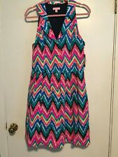 LILLY PULITZER- Sherlynn Dress -Hearts A Flutter -vintage  -NWT size 12