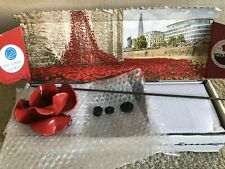 More details for tower of london original ceramic poppy by paul cummins 2014 - new condition