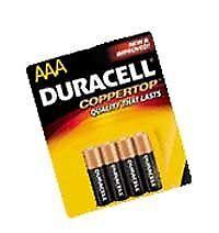 Baterías desechables AAA para TV y Home Audio sin anuncio de conjunto