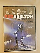 Red Skelton The Farewell Specials DVD Classic Comedy Funny Faces Legendary Clown