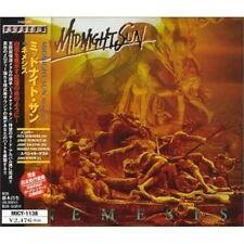 Midnight Sun-Nemesi + 2 Giappone Importazione CD