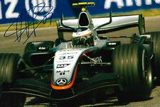 "Pedro de la Rosa ""McLaren"" Autogramm signed 20x30 cm Bild"
