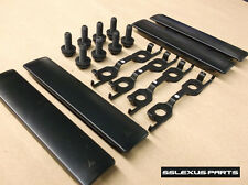 Lexus RX350 RX450H (2010-2015) OEM Genuine ROOF RACK REMOVAL DELETE KIT