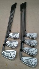 Mizuno T Zoid Comp Ez forged iron set 4-PW R +1/2""