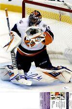 Jaroslav Halak Signed 11x14 Photo w/ JSA COA #Q70701 New York Islanders