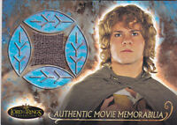 2006 Lord of the Rings Evolution Memorabilia #NNO Merry's Travel Cloak