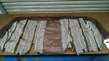 1999-2000 Ford F-250 Super Duty Brown Saddle Blanket Seat Covers Saddleman New