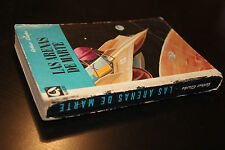 (68) Las arenas de marte 1955 / Arthur Clarke / Nebulae EDHASA Barcelona