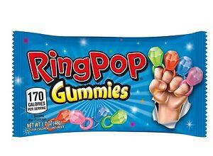 Ring POP Gummies Chains Candy