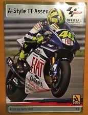 MOTOGP OFFICIAL PROGRAMME A-Style TT Assen 2007 - Motorcycling History Rossi