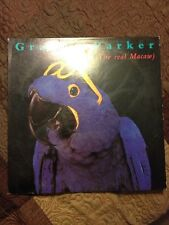 Original Graham Parker (The Real Macaw) 1983 Vinyl Record Album Arista AL 8 8023