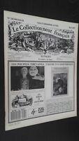 Revista El Coleccionista Francais N º 245 Mai 1987 Buen Estado