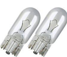 Osram Glassockellampe Signal-Leuchtmittel W3W 12V/3W W2.1x9.d Klar/Neutralweiß
