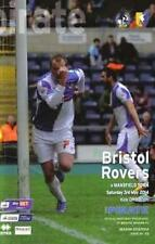 2013/14 - BRISTOL ROVERS v MANSFIELD (LAST GAME IN FOOTBALL LEAGUE 3rd May 2014)
