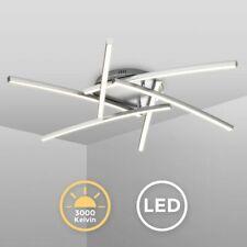 Design Deckenlampe LED Wohnzimmer modern Deckenleuchte schwenkbar aluminum 20W