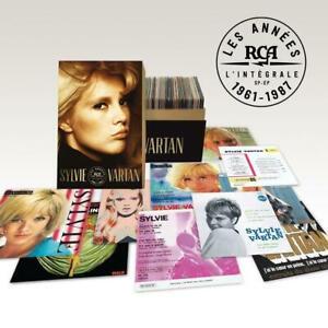 Coffret Sylvie Vartan l'intégrale  Les années RCA - 21 CD - 1961 / 1987