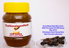 Wild Himalayan Cliff Honey-Mad Honey- 80 Gram-( May 2019)-- From Lamjung Nepal