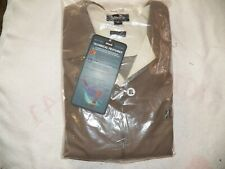 ASHWORTH WEATHER SYSTEMS Mens XL WATER And WIND RESISTANT Golf JACKET