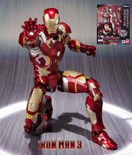 6.7'' Marvel's The Avengers Iron Man Tony Action Hero Figure Toy MK43 MARK43