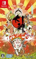 CAPCOM Nintendo Switch Remaster Zekkeiban OKAMI