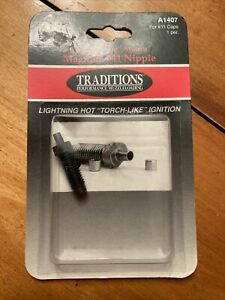 TRADITIONS LIGHTNING FIRE SYSTEM - MAGNUM #11 NIPPLE - A1407