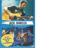 DVD   JACK JOHNSON  LIVE iTunes FESTIVAL London 2013   DVD