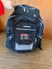 Ogio Fugitive Backpack D3 Ski Team 3 Compartments Space For Laptop Black EUC!
