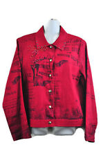 Western Jacket Cowgirl Country Music Rod's Wear Palace M Cowboy Rhinestone Coat
