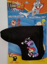Tweety Bird Putter Cover plus Two-Pack Tweety Golf Tees Looney Tunes new