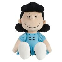Kohls Cares Peanuts Snoopy Lucy 25cm Soft Plush Stuffed Doll Toy