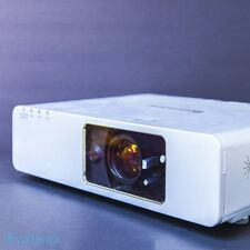 Panasonic PT-F200 LCD Projector 3500 Lumen with Remote and cables and HDMI adapt