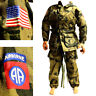 1/6 21st Century Toys WWII USA Airborne Wars The Ultimate Soldier GI Joe Cloth