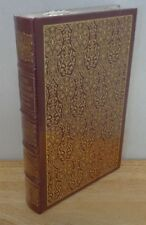 The Divine Comedy Dante Easton Press 100 Greatest Books Leather Sealed NEW!