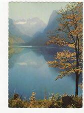 Gosausee & Dachstein Old Postcard  199a