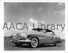1949 Buick Model 76R Roadmaster Riviera, Factory Photo (Ref. # 28362)